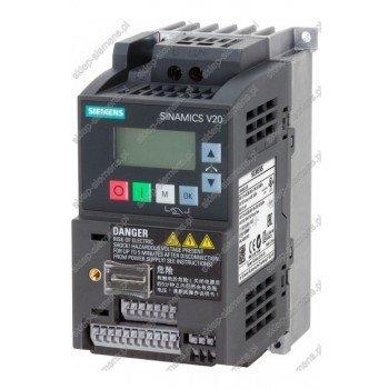 SINAMICS V20 1AC200-240V-15/+10% 47-63HZ RATED POW