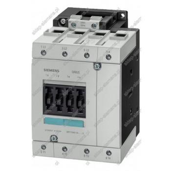 STYCZNIK, AC-1 140A, 92KW/400V AC 230 V, 50 HZ, 4-