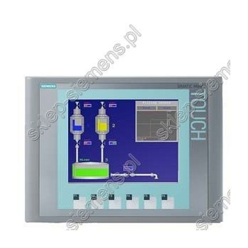 SIMATIC DOTYKOWY PANEL OPERATORSKI KTP600 BASIC CO