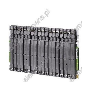 SIMATIC PCS 7-400, UR2 XTR, S7-400 RACK CENTRALIZE