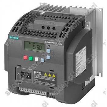 SINAMICS V20 380-480V3AC-15/+10% 47-63HZ RATED POW