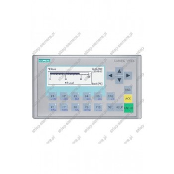 SIMATIC HMI KP300 BASIC MONO PN, TEKSTOWY PANEL OP