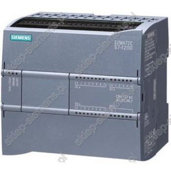 SIMATIC S7-1200, CPU 1214C AC/DC/PRZEKAŹNIK, 14 WE
