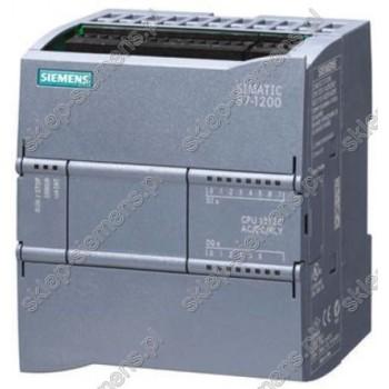 SIMATIC S7-1200, CPU 1212C DC/DC/DC, 8 WEJŚĆ BINAR