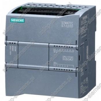 SIMATIC S7-1200, CPU 1212C AC/DC/PRZEKAŹNIK, 8 WEJ