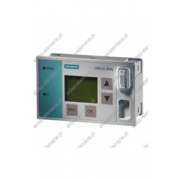 EXTERNAL DISPLAY AND OPERATING MODULE F. SIRIUS SO