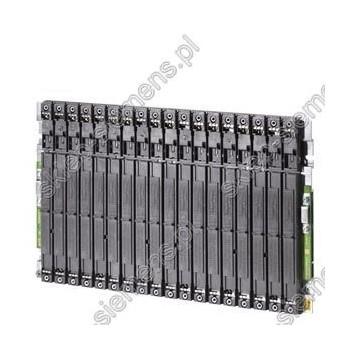 SIMATIC PCS 7-400, UR2-H XTR, S7-400 RACK CENTRALI