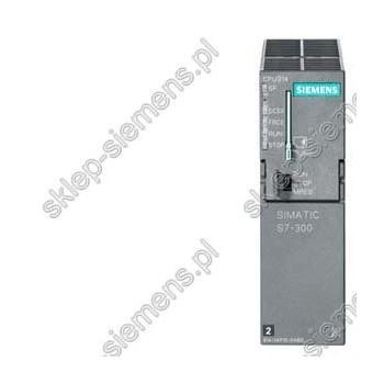 SIMATIC S7-300, JEDNOSTKA CENTRALNA CPU 314, INTER
