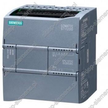 SIMATIC S7-1200, CPU 1211C DC/DC/PRZEKAŹNIK, 6 WEJ